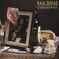 Seixas, Raul - O Bau Do Raul CD Cover Art