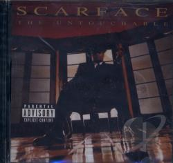 Scarface - Untouchable CD Cover Art