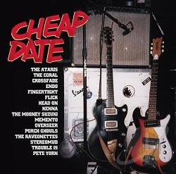 Cheap Date CD Cover Art