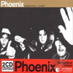 Phoenix - Alphabetical/United CD Cover Art