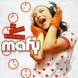 Mafy - Un Giorno Speciale CD Cover Art