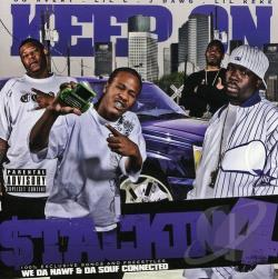 Lil C / Lil' KeKe - Keep on Stackin, Vol. 4 CD Cover Art