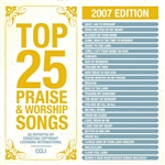 Maranatha! Praise Band - Top 25 Praise Songs 2007 Ed. DB Cover Art