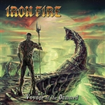 Iron Fire - Voyage of the Damned CD Cover Art