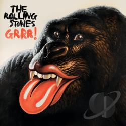 Rolling Stones - GRRR! CD Cover Art