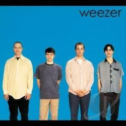 Weezer - Weezer (Blue Album) CD Cover Art
