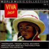 Malki, Yurac - Viva Inca: Music From Ecuador, Peru And Bolivia CD Cover Art
