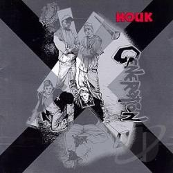 Houk - Generation X CD Cover Art