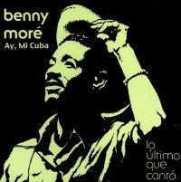 More, Beny - Lo Ultimo Que Canto CD Cover Art