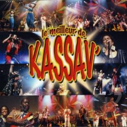 Kassav - Le Meilleur De Kassav CD Cover Art