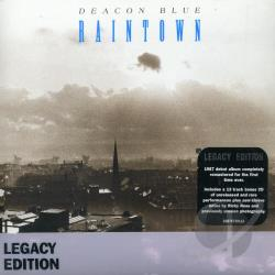 Deacon Blue - Raintown CD Cover Art
