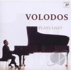 Volodos, Arcadi - Volodos Plays Liszt CD Cover Art