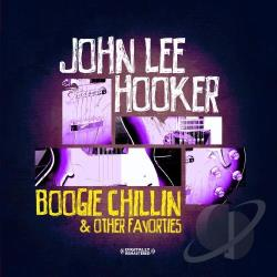 Hooker, John Lee - Boogie Chillin & Other Favorties CD Cover Art