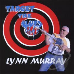 Lynn Murray - Target The Blues CD Cover Art