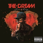 The-Dream - Love King CD Cover Art