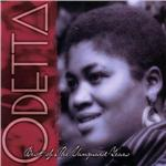 Odetta - Best Of The Vanguard Years DB Cover Art