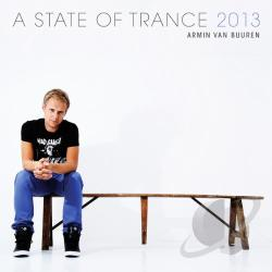 Van Buuren, Armin - State of Trance 2013 CD Cover Art