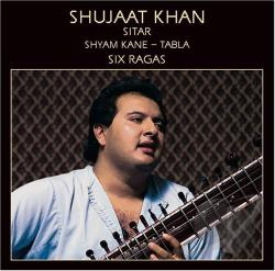 Khan, Shujaat - Shujaat Khan CD Cover Art