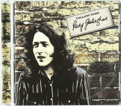 Gallagher, Rory - Calling Card CD Cover Art