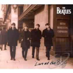 Beatles - Live at the BBC CD Cover Art