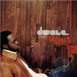 Dwele - Subject CD Cover Art