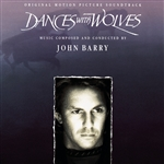 Dances With Wolves CD Cover Art