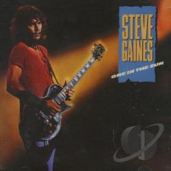 Gaines, Steve - One in the Sun CD Cover Art