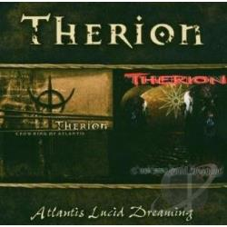 Therion - Atlantis Lucid Dreaming CD Cover Art