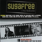 Suga Free - Features CD Cover Art