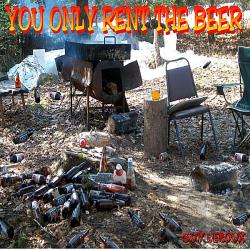 Leroux, Guy - You Only Rent the Beer CD Cover Art