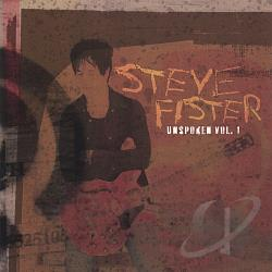 Fister, Steve - Unspoken 1 CD Cover Art
