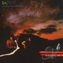 Genesis - And Then There Were Three CD Cover Art