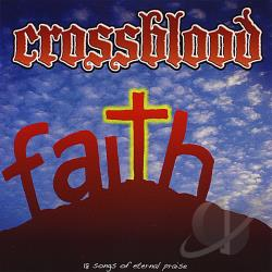 Crossblood - Faith CD Cover Art