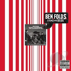 Folds, Ben - Stems & Seeds CD Cover Art