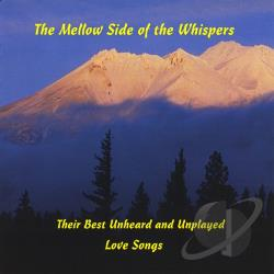 Whispers - Mellow Side CD Cover Art