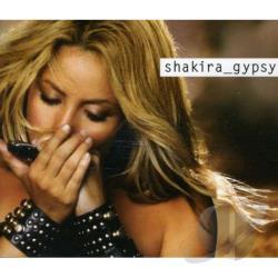 Shakira Gypsy Cd Album