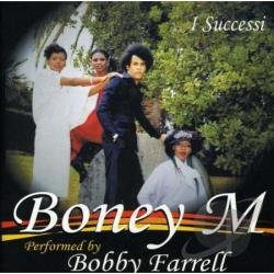 Farrell, Bobby - I Successi CD Cover Art