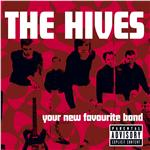 Hives - Your New Favourite Band (U.S. CD W/ DVD) DB Cover Art