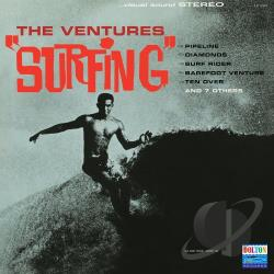 Ventures - Surfing LP Cover Art