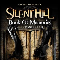 Lichti, Daniel - Silent Hill: Book of Memories CD Cover Art