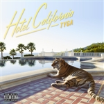 Tyga - Hotel California (Explicit Deluxe Version) DB Cover Art