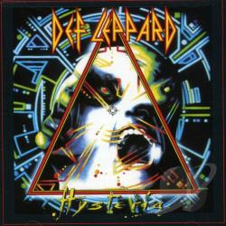 Def Leppard - Hysteria CD Cover Art