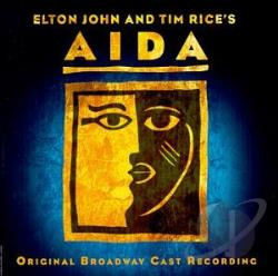 Aida - Aida CD Cover Art