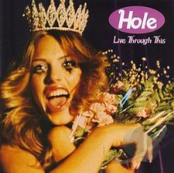 Hole - Live Through This CD Cover Art