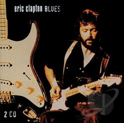 Clapton, Eric - Blues CD Cover Art