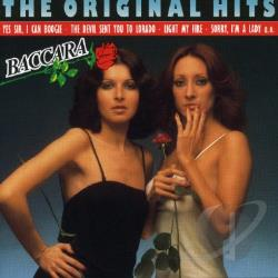 Baccara - Original Hits CD Cover Art