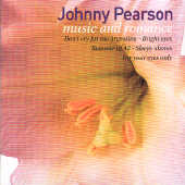 Pearson, Johnny - Music & Romance CD Cover Art