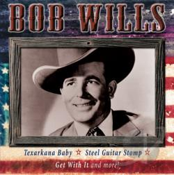 Wills, Bob / Wills, Bob & His Texas Playboys - Bob Wills Special CD Cover Art