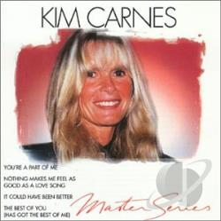 Carnes, Kim - Master Series CD Cover Art