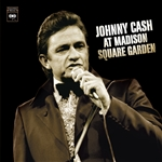 Cash, Johnny - At Madison Square Garden CD Cover Art